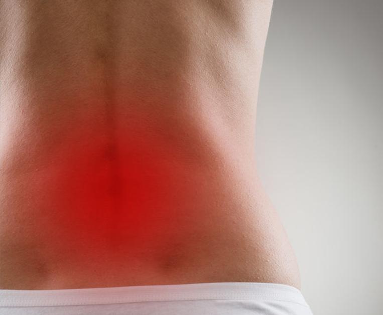 artroza arcadelor coloanei vertebrale lombare)